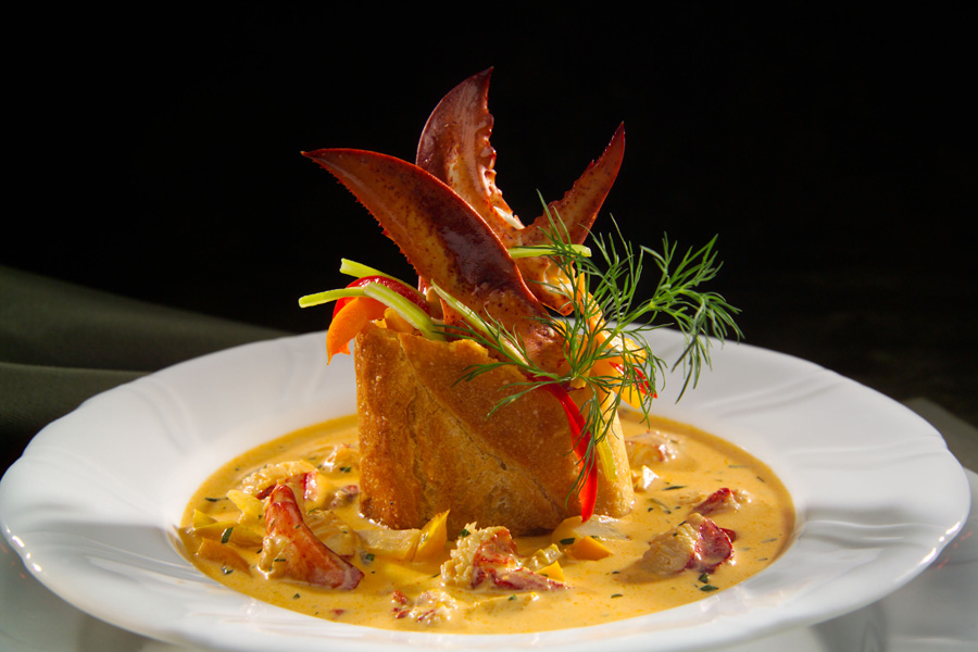 Lobster Bisque - Best of Sea