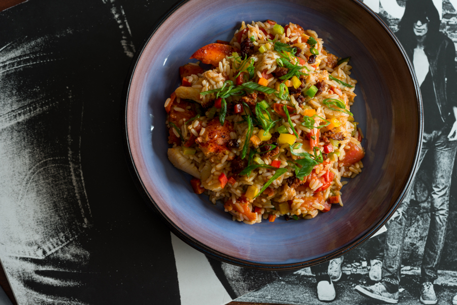 Jambalaya Fried Rice, HOPyard (2017)