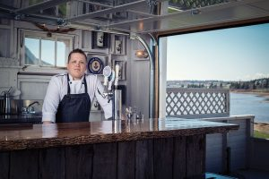 Chef Jamie Power - Blue Mussel Cafe