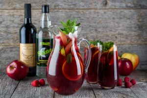 PEI Seasonal Sangria