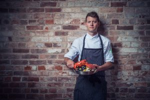 Chef Andrew Cotton, Merchantman Pub