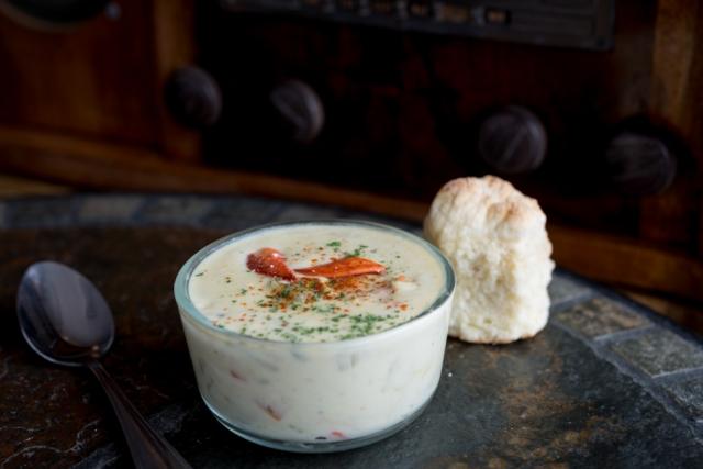 Seafood Chowder - Stella's Dining
