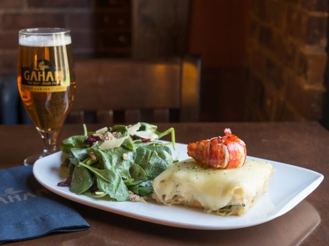 Seafood Lasagna – The Gahan House, Chef Brock MacDonald