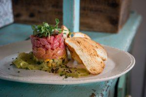 BMC Tartare, Blue Mussel Cafe