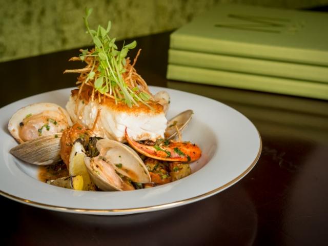 Keep Fishin' – Mavor's Restaurant, Chef Craig Doucette