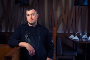 Chef Les Flynn, Red Water Grille