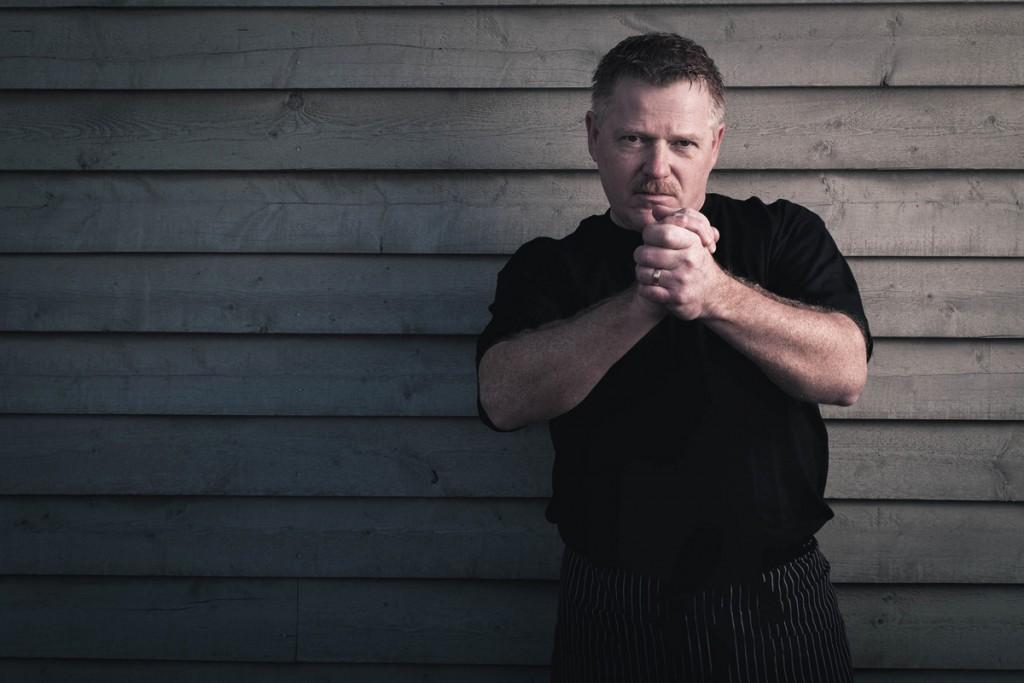 Chef Irwin MacKinnon