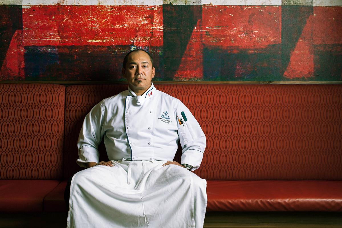 Chef Javier Alarco