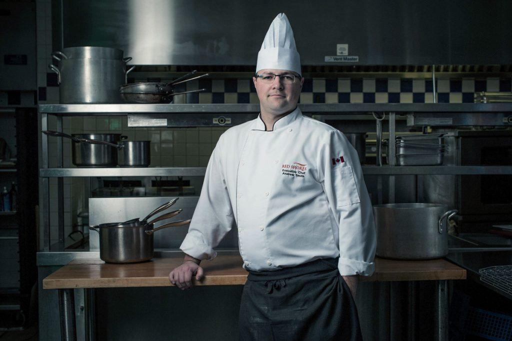 Chef Andrew Smith