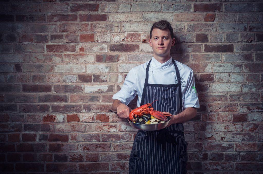 Chef Andrew Cotton