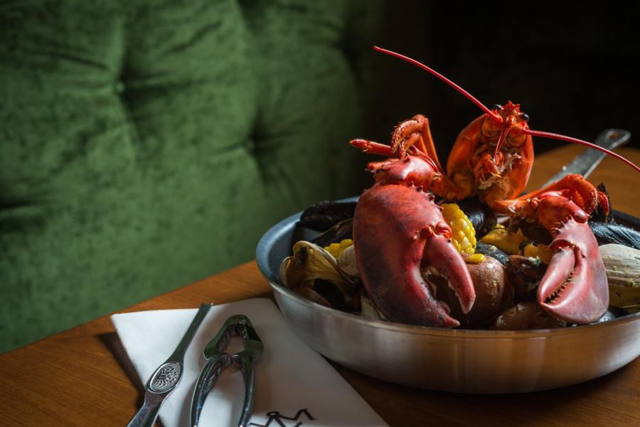 Island Seafood Boil, The Merchantman Pub (2017)