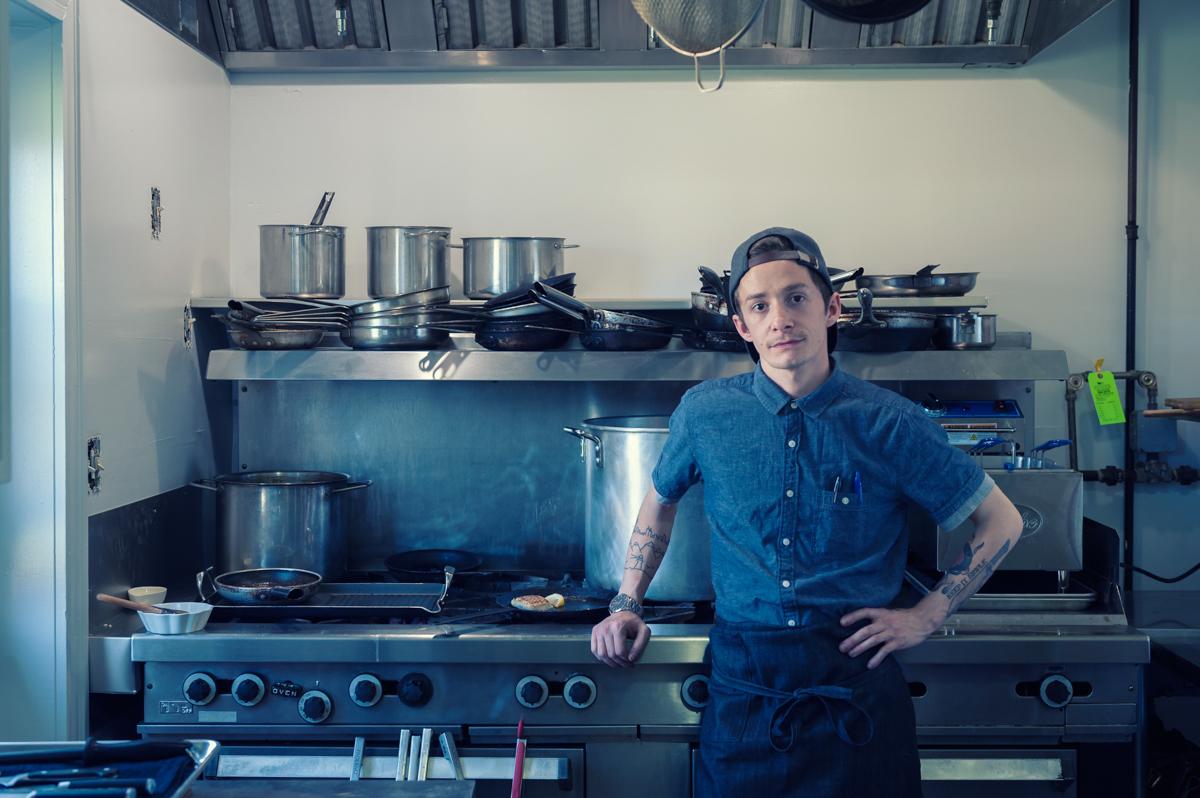 Chef Cobey Adams