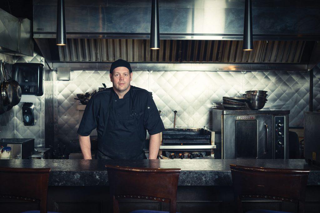 Chef Brad MacDonald
