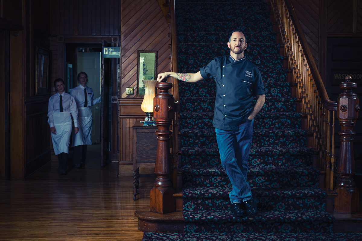 Chef Chris Colburn