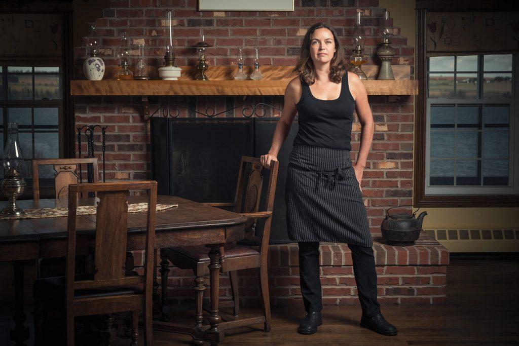 Chef Sarah Forrester-Wendt