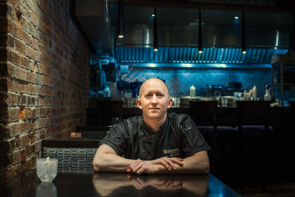 Chef Seth Shaw